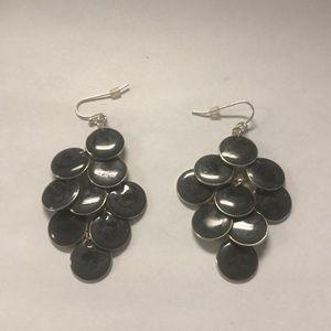 Jewelry - Grey earrings
